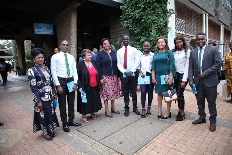 UNIVERSITY OF NAIROBI STRATEGIC PLAN 209-2024